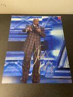 Teddy Long HOF TNA AEW WWE Autographed Signed 8X10 Photo W/COA