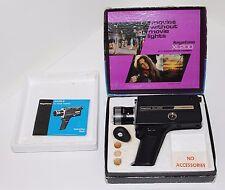 Vintage Keystone XL 200 Electric Eye Movie Camera in Box w/ Instruction Book
