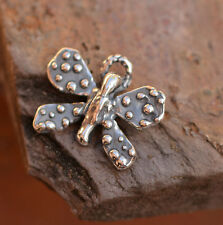 Butterfly Charm in Sterling Silver, CH-758 by Cathy Dailey