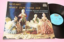 MOZART LP SPIELT ZUM TANZ AUF GERMANY '70 SPECIAL EDITION TOP CLASSICA