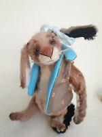 Teddy Rabbit Martin OOAK Artist Teddy by Voitenko Svitlana.