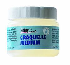 Craquelle Medium Reißlack 150 ml Krakelierlack (3.99€/100 ml) Antikeffekt