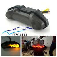 Rear Tail Light Brake Turn Signals LED Light For Yamaha MT09/Tracer FJ 09 MT10