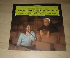 Anne - Sophie Mutter    Karajan   Beethoven Violinkonzert   LP  DG