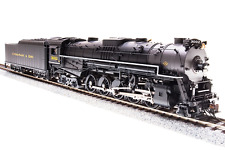 Broadway Limited 4586, HO Scale, C&O T-1 2-10-4, #3000, Paragon3 Sound/DC/DCC