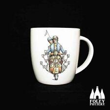 Vespa, PX, Mods, Scooters, LML, Mods  inspired Mug Gift By Foley Pottery