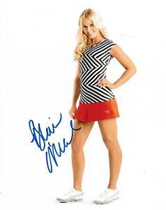 Blair O'Neal LPGA Model signed Hot 8x10 photo autographed