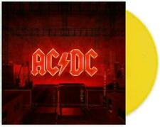 AC/DC Power Up ((Limited yellow (gelb) Colored Vinyl)  NEU & OVP