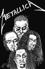 Rock and Roll Biographies - Metallica Comic Book First Print NM