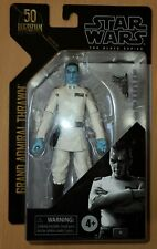 GRAND ADMIRAL THRAWN Star Wars The Black Series Archive 6-Inch BNIP
