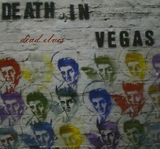Death in Vegas Dead Elvis (1997) [CD]