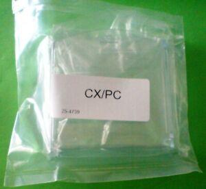 Fire Alarm Call Point Cover CX/PC, Break Glass Cover - Eaton Cooper Fulleon, JSB
