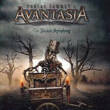 AVANTASIA - THE WICKED SYMPHONY - BRAND NEW SEALED CD 2010 - U.S.A.