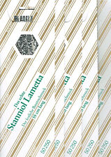 5 x 25g Echtes Staniol 55cm Pack Lametta Silber Stanniol lametta Bleilametta