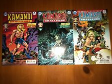 Kamandi Challenge 1, 2 - 3 Books- High Grade Comic Book B27-29