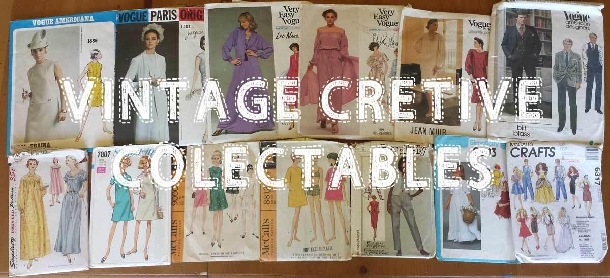 Vintage Creative Collectibles