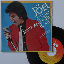 "Vinyle 45T Billy Joel ""It's still rock and roll to me"""