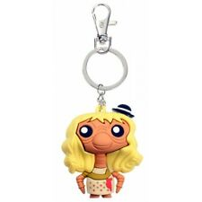 SD TOYS E.T. EXTRA TERRESTRIAL OUTIFIT POKIS RUBBER KEYCHAINS 6 CM FIGURE NEW NU