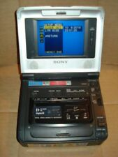 SONY GV-D800E PAL Digital8 Hi8 8mm Video8 Player Recorder Video Walkman VCR Deck