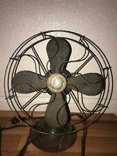 "Vintage COMMAND AIR 10""  Vintage Fan WORKING!!"
