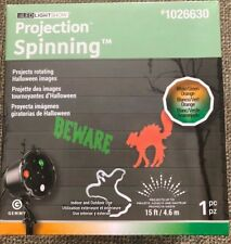 Halloween Led Light Show Projection Spinning (1026630)