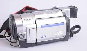 JVC GR-DVL365EK Mini DV Video Camera / Camcorder.  100% Working