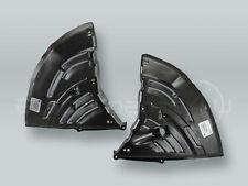 Engine Splash Guard Undercar Shield PAIR fits 2002-2008 BMW 7-Series E65 E66