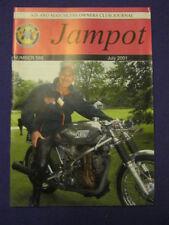 JAMPOT - AJS & MATCHLESS - July 2001 #588