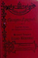 ALAUX. MARECA. Classiques espagnols. Mesonero romanos. Escenas matritenses.