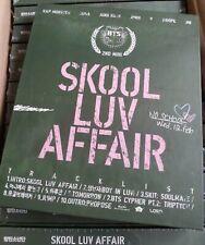 Skool Luv Affair [EP] by BTS (Bangtan Boys) (CD, Feb-2014)