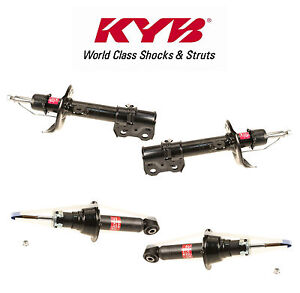 Fits 2007-2014 Honda CRV Suspension Strut Mount Kit Front KYB 68694KV 2008 2009