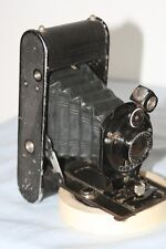 Contessa-Nettel Cocarette Folding Medium Format Roll Film Camera - Working.