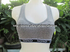 68% OFF! AUTH XOXO JUNIOR COMFORT SPORTS BRA W/ REMOVABLE PADS LARGE BNWT US$18