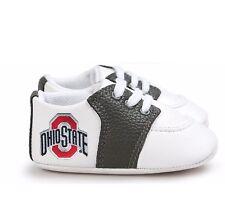 Ohio State Buckeyes Pre-Walker Baby Shoes - Black