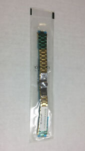 Gucci 3300L Ladies Gold Watch Band Bracelet New Sealed