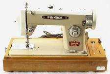 Vintage Pinnock Electric Sewing Machine.
