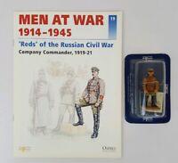 DelPrado Men at War - 19 - 'Reds' of the Russian Civil War - Company Commander,