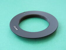 M42 Screw Thread Manual Mount Lens adapter to Nikon Z7, Z6 Camera