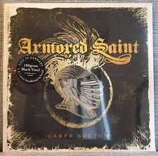 Armored Saint Carpe Noctum lp vinyl record Heavy Thrash metal Kreator Artillery