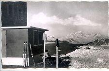 CP 73 Savoie - Col de la Madeleine - Chalet T.C.F. et le Mont-Blanc