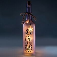 21ST BIRTHDAY Wishlight Bottle