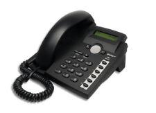 SNOM 300 VOIP BUSINESS TELEPHONE HANDSET POE BLACK