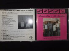 CD MAGIC SLIM & THE TEARDROPS / CHICAGO BLUES SESSION VOLUME 3 /