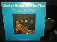 """Gladys Knight & The Pips """"It Hurt Me So Bad"""" LP"""