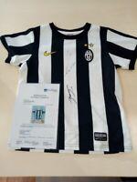 Juventus Turin Trikot, Signiert, Italien, Serie A, Autogramm, Fußball, Italia