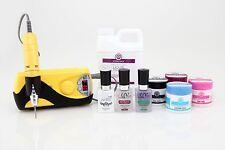 Synergy Acrylic Starter Kit Pro- Yellow--> includes monomer & E-File!!