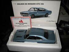 Biante AUTOart 1/18 Holden MONARO HG GTS 350 V8 Electra Blue RARE Model #73404