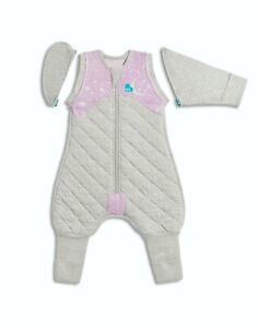 SWADDLE UP TRANSITION SUIT - WARM 2.5TOG - LILAC - 2 SIZES by Love to Dream