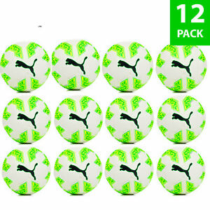 NEW Lot WHOLESALE DEFLATED Puma EvoSpeed 2.5 Hybrid Fifa Quality II Soccer Balls