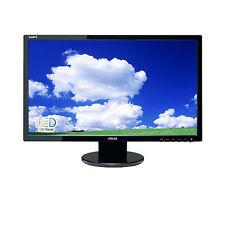 ASUS VE248HR 24inch Black LED 1ms Response Monitor HDMI DVI D-Sub 1920x1080